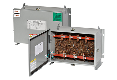 DCS 2 HPS Encapsulated Transformer 400